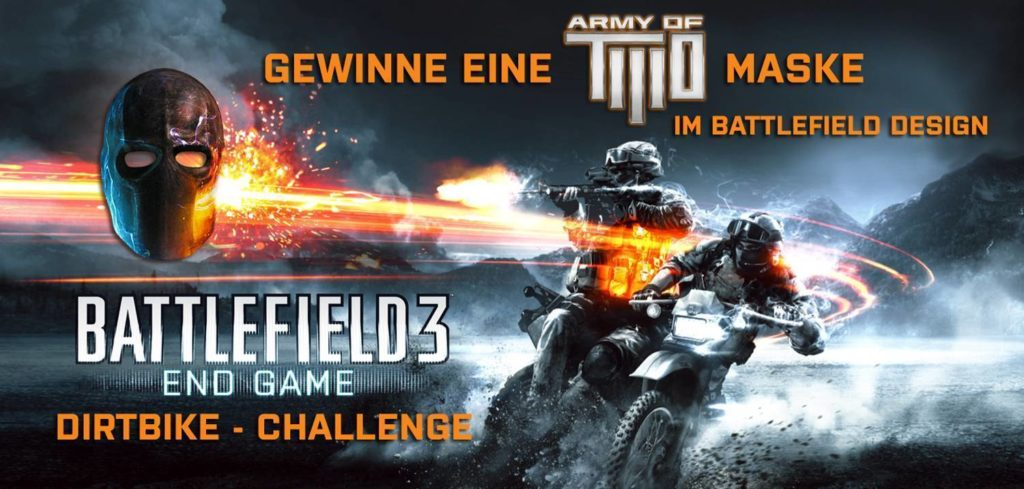 Battlefield 3: End Game Dirtbike Challenge