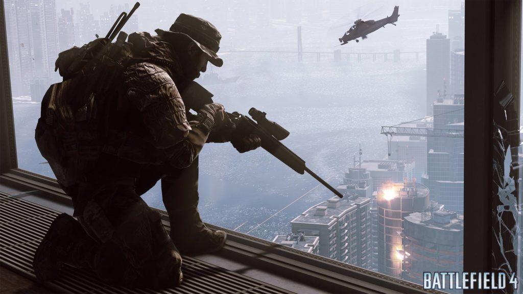 Battlefield 4 - Siege of Shanghai E3 2013