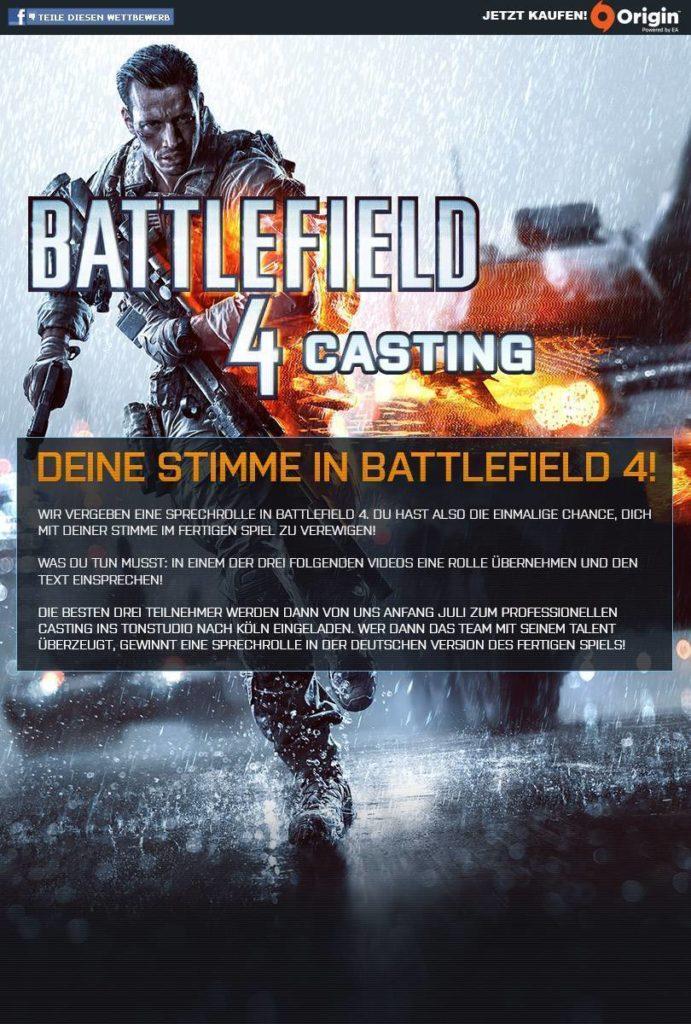 battlefield4casting