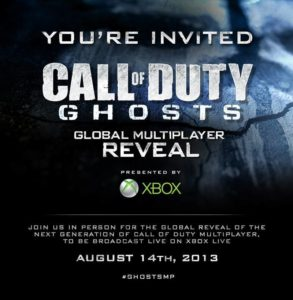 Wir waren beim Call of Duty: Ghosts Multiplayer Reveal in Los Angeles dabei! Vor Ort! Soetwas könnte dir als CoDInfobase-Redakteur auch blühen ;)