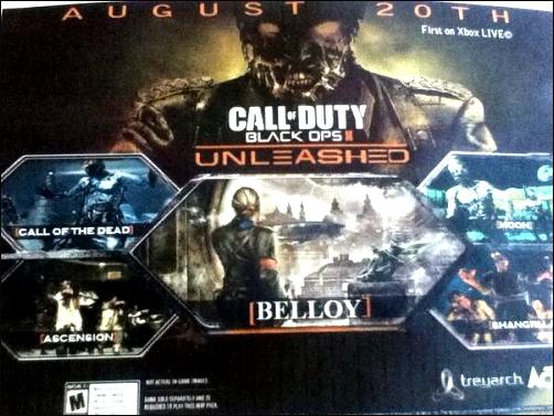 Black Ops 2 - DLC Nummer vier