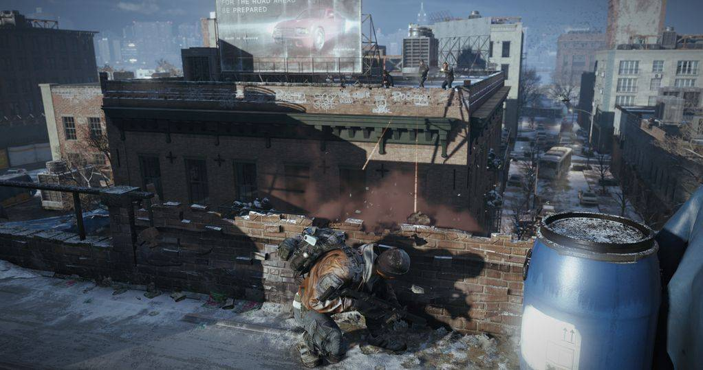 The Division-neuer Screenshot