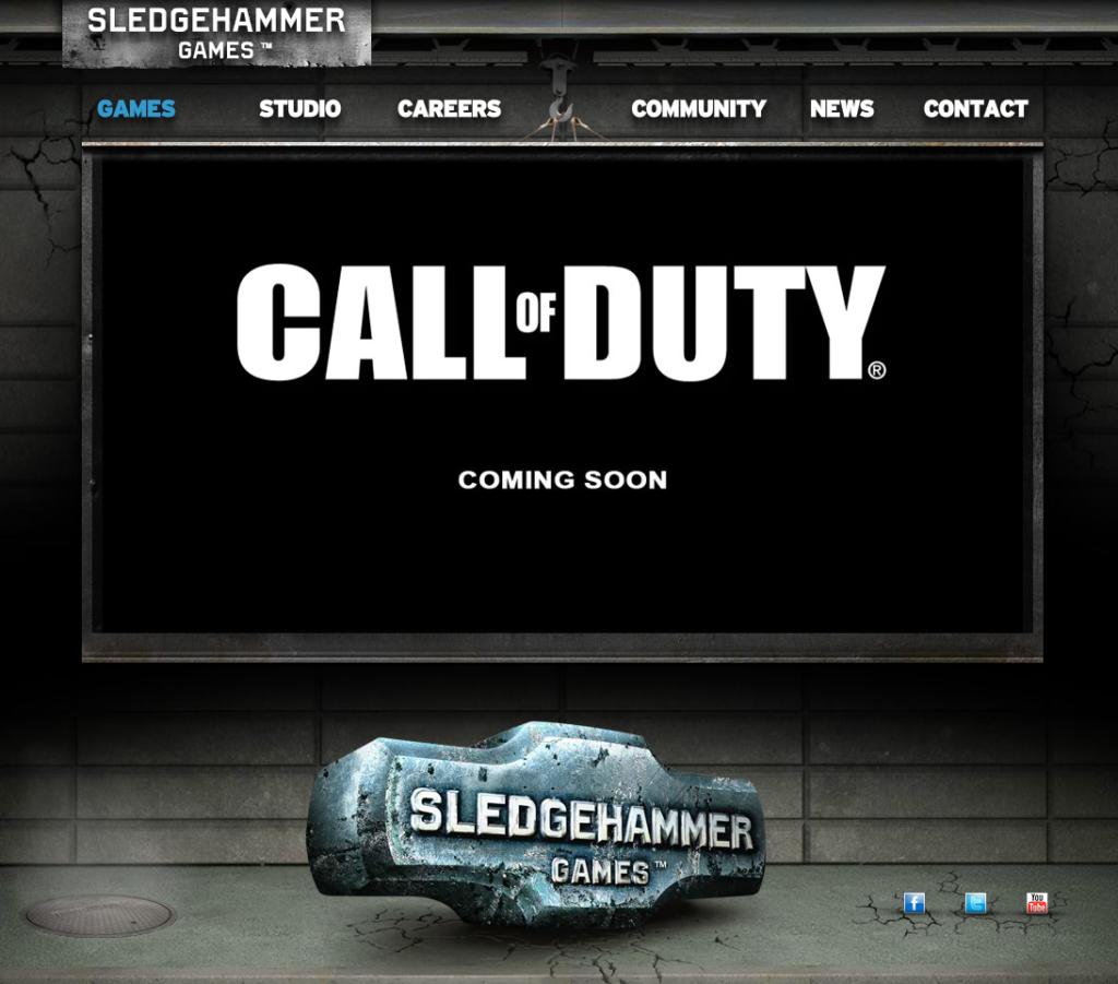 sledghammer games