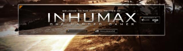 Inhumax Twitter Header
