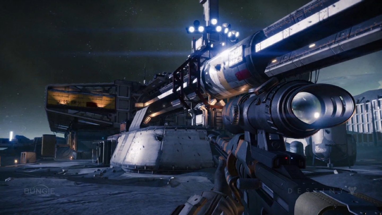 destiny sniper