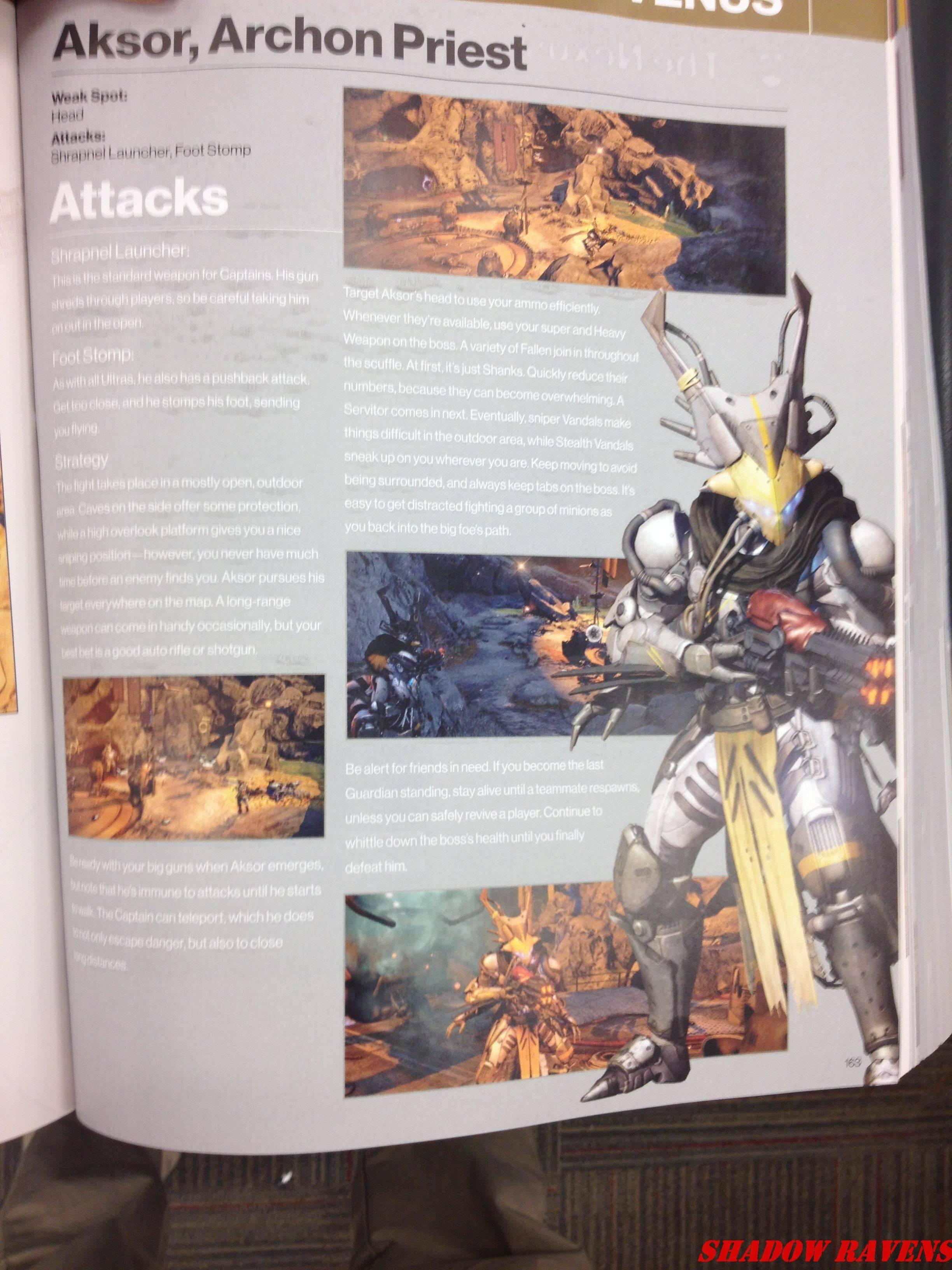 destiny strategy guide 2