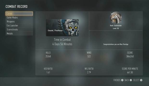 cod aw master prestige