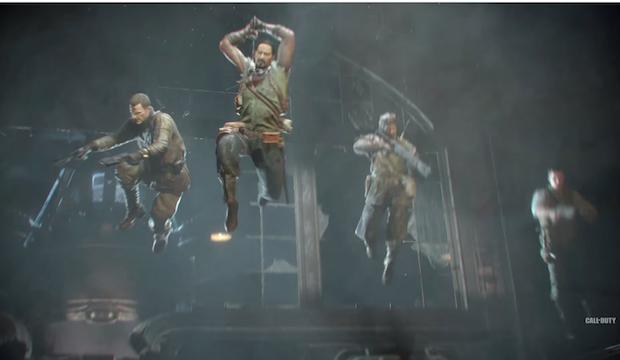 CoD: Black Ops 3 - Offizieller Trailer der Zombie-Bonus-Map ...