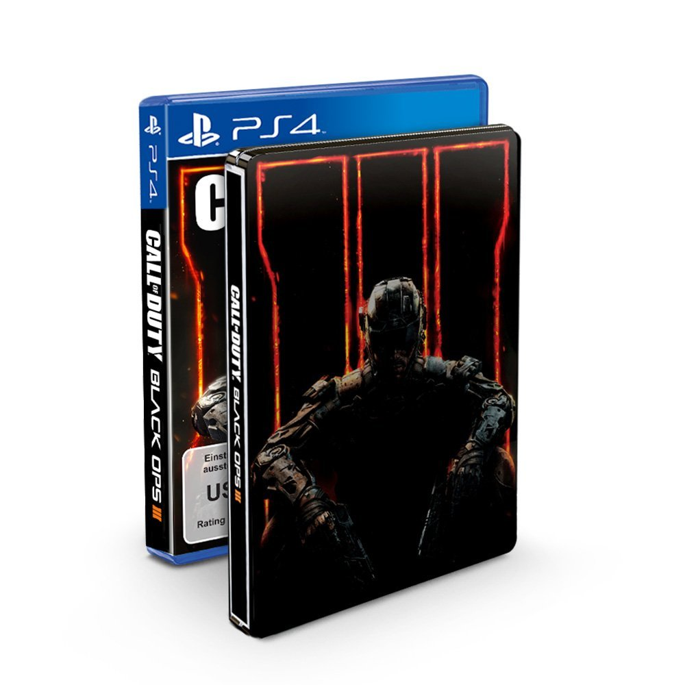 Call of Duty: Black Ops 3 Steelbook Edition für PS4 und Xbox One