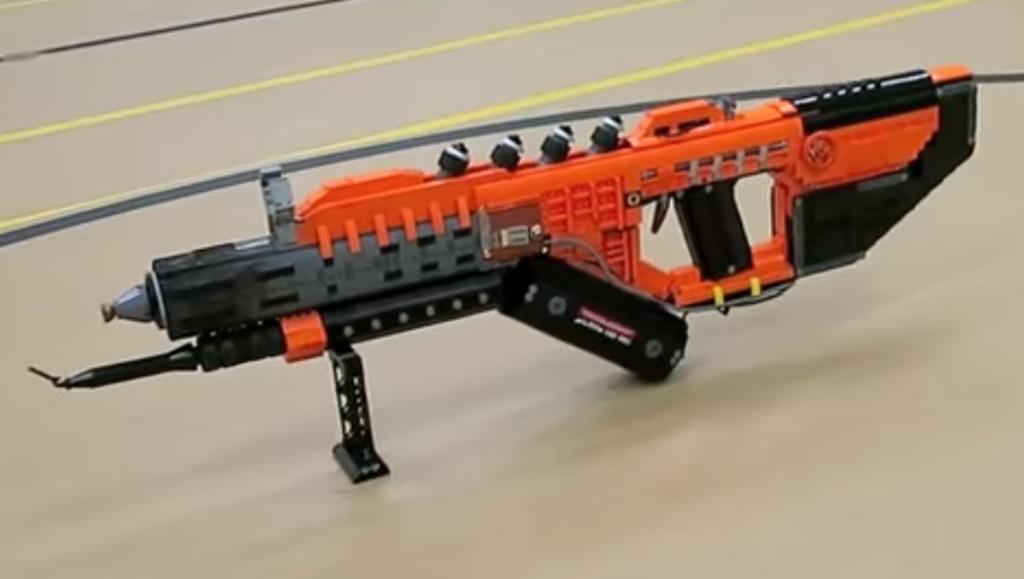 Black Ops 3 -Flammenwerfer Purifier