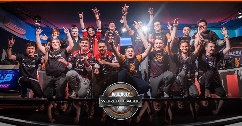 Die Finalen Teams der Call of Duty World League 2016