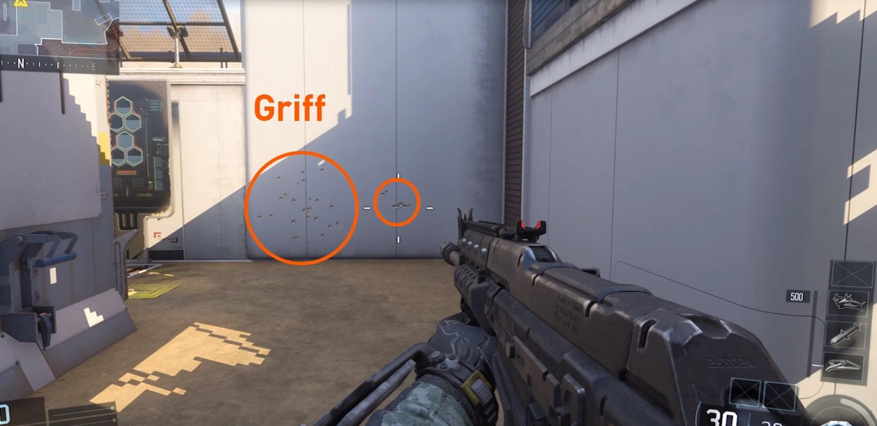 underserial griff