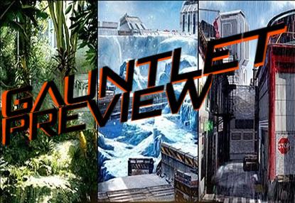 Gauntlet Preview - erster Trailer zur Map Gauntlet, abwechslungsreiches Trainingslager