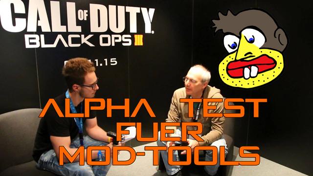 Black Ops 3 Mod-Tools