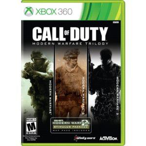 Call-of-Duty-Modern-Warfare-Trilogie-xbox-360