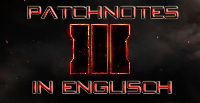 Patchnotes Version 1.10 in Englisch