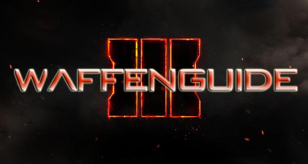 Waffenguide Call of Duty: Black Ops 3 Deutsch!