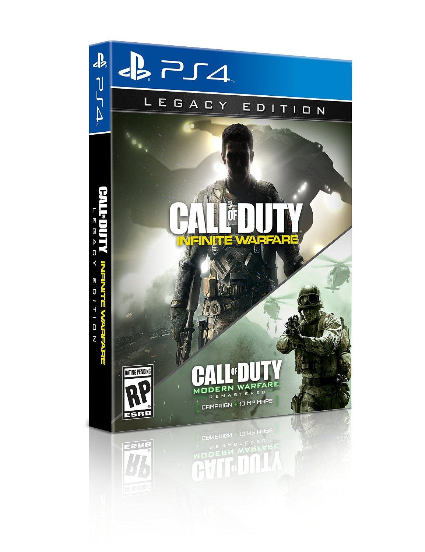 Gercht Disc Zwang Fr Modern Warfare Remastered Wohl Eher Nicht Game Ps4 Call Of Duty Infinite Callofduty Box