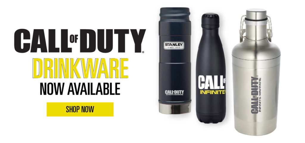 Und noch mehr Call of Duty: Modern Warfare Merchandise im Call of Duty Store