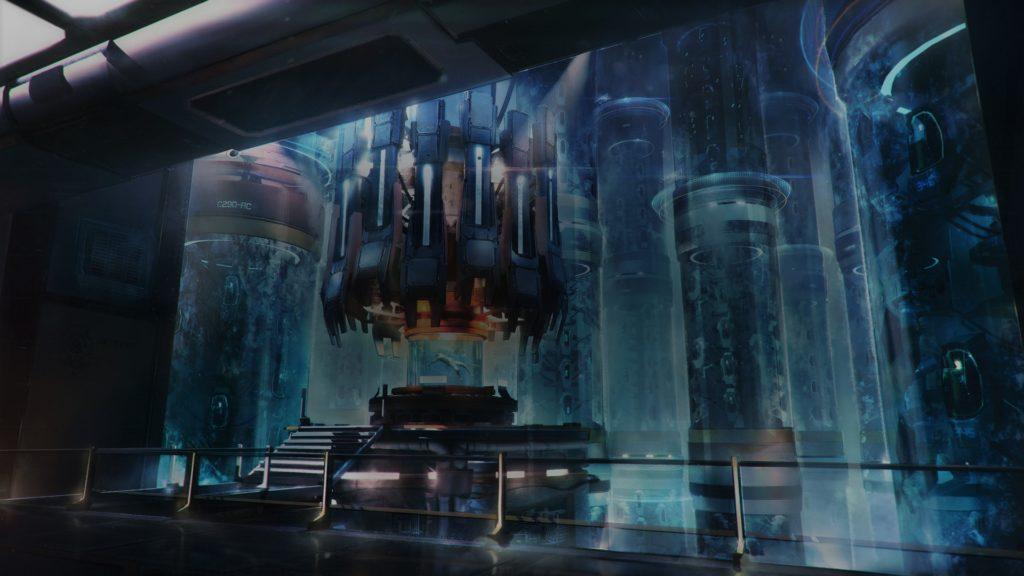 Die Map Cryogen aus dem Descent DLC