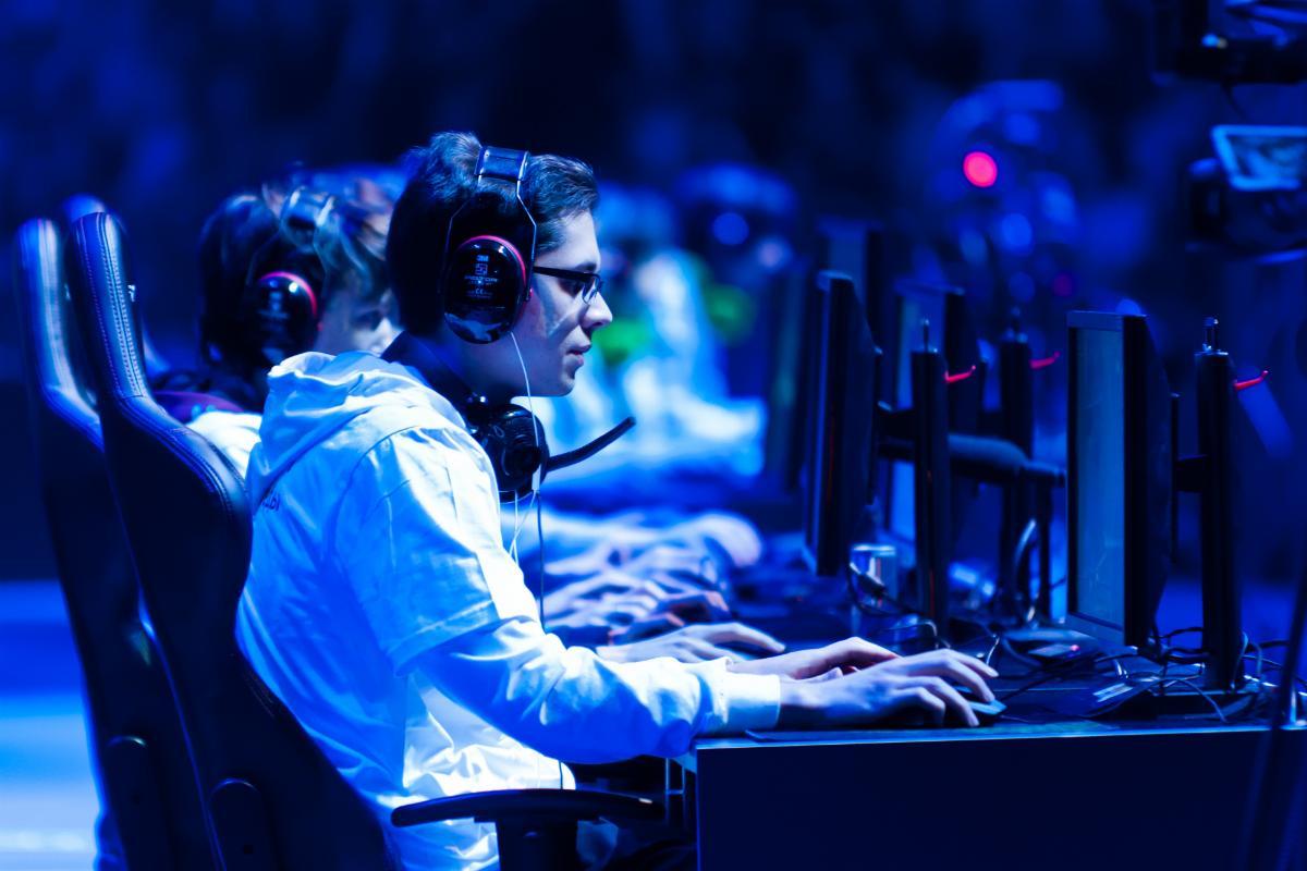Video-game-tournament