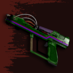 Facemelter - Waffe in Zombies in Spaceland