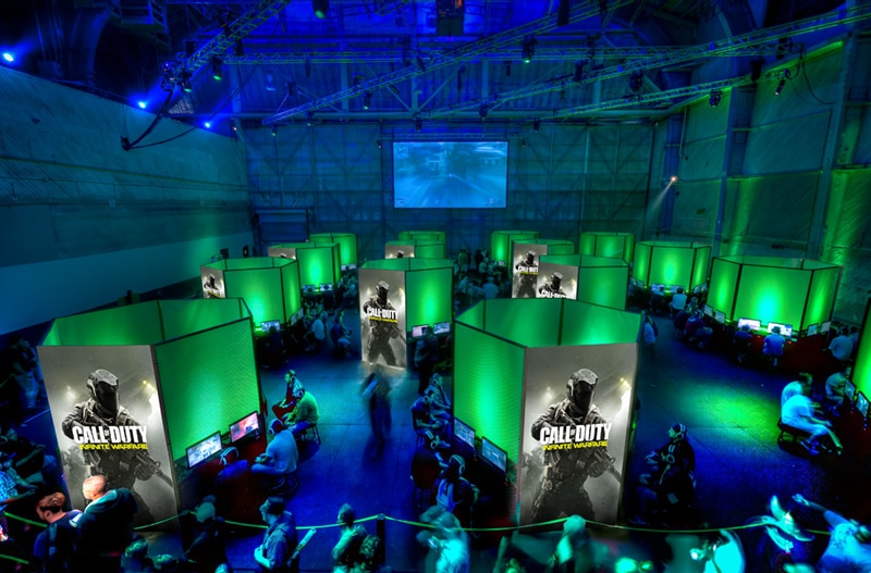 cod xp hands on