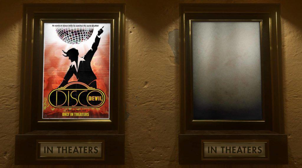 Die Tanzfläche zum Brennen zu bringen, bekommt in Willard Wylers DISCO DEVIL plötzlich eine ganz neue Bedeutung. Die Kinokassen lodern!