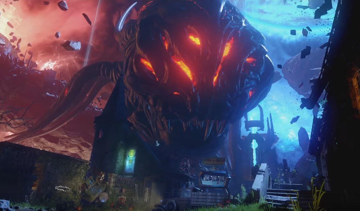 Black Ops 3 Koop Zombie-Kampagne Relevations aus dem Salvation DLC