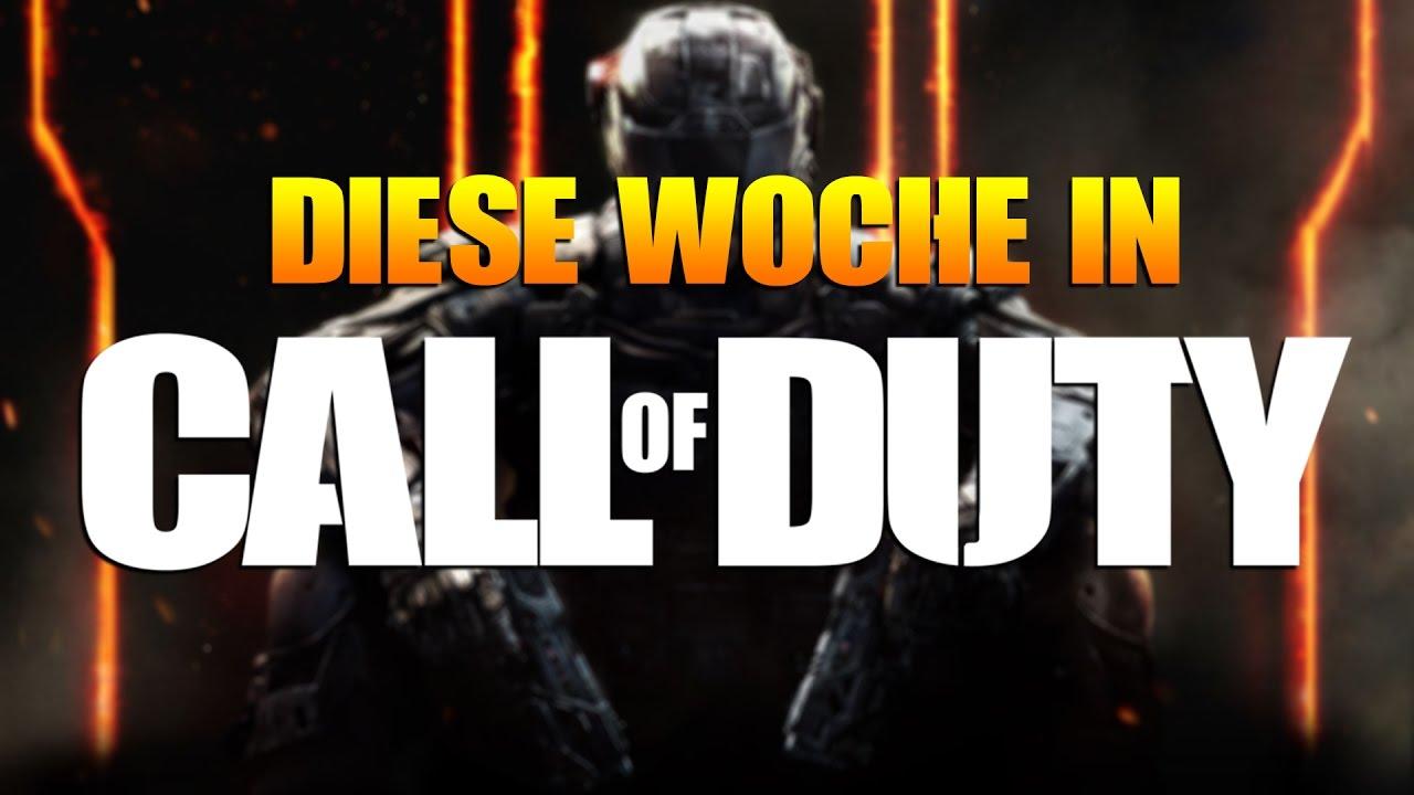 Diese Woche in Call of Duty - Unser neues Youtube Format auf dem Kanal von GAMERZ.one