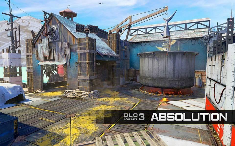 dritte DLC zu Infinite Warfare
