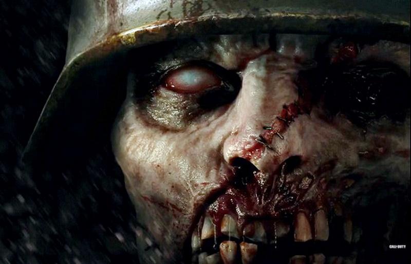 CODWWII - Zombie Modus