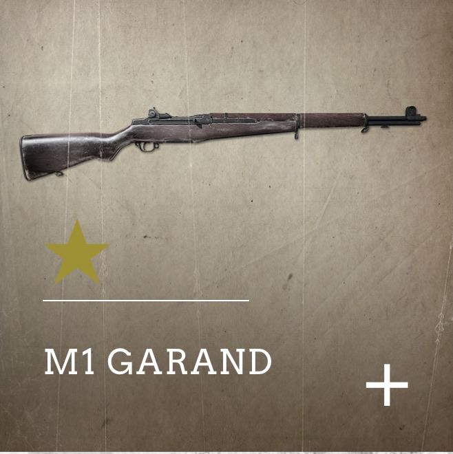 Die Waffen aus Call of Duty: WWII