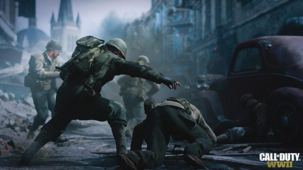 COD WWII Update