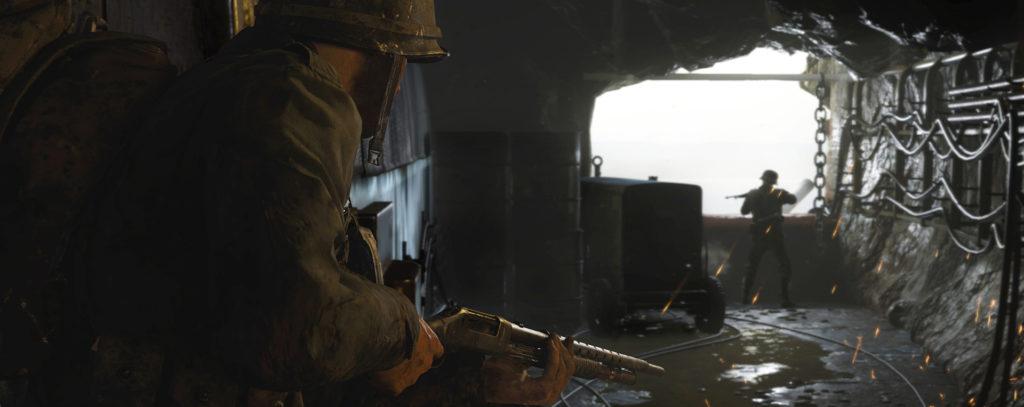 Call of Duty: WWII - Speicherbedarf