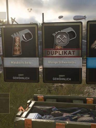 WWII Supply Drop Duplikat