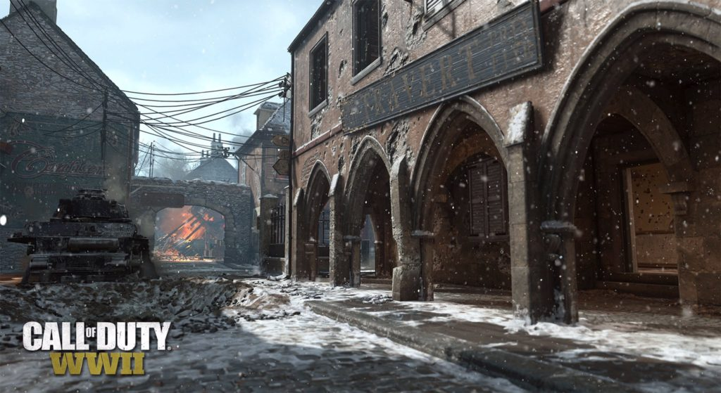 Winter Carentan