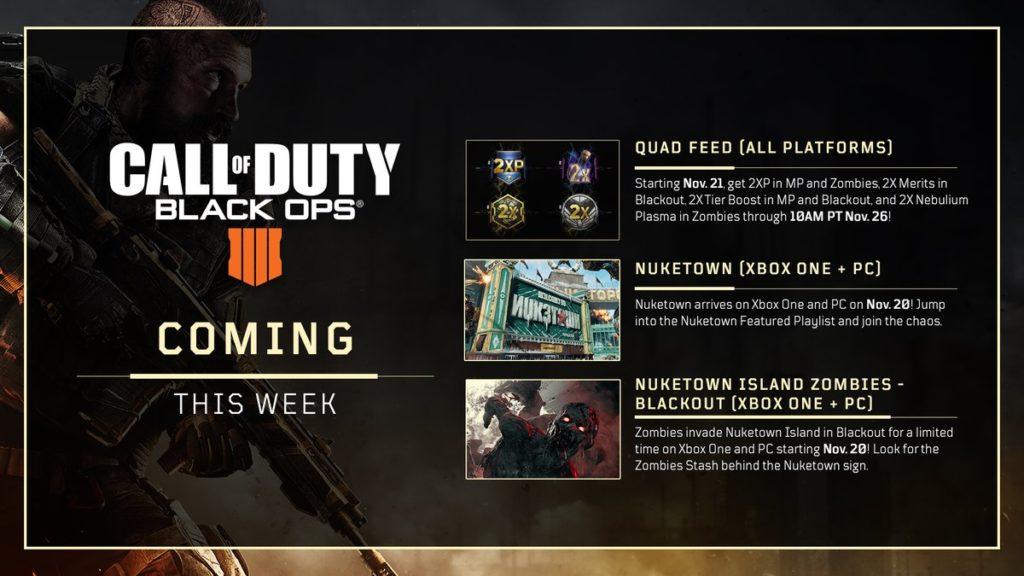 Nuketown endlich auch für Black Ops 4 auf PC und Xbox One!