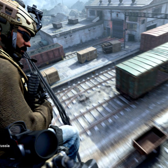 Call of Duty: Modern Warfare - Tactical Infiltration