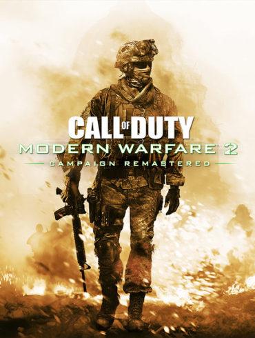 CoD MW 2 Remastered