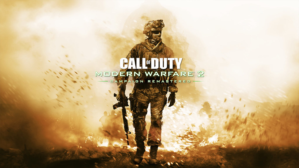 CoD MW 2 Remastered